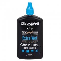 Zefal Extra Wet Zincir Yağı 120 Ml Büyük Bo